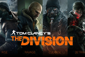 Tom Clancys The Division Poster Wallpaper