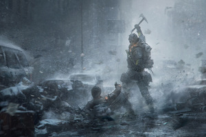 Tom Clancys The Division Survival Artwork Wallpaper