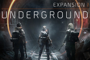 Tom Clancys The Division Underground Expansion