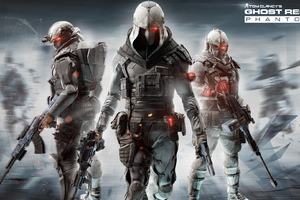 Tom Clanycs Ghost Recon Phantoms