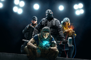 Tom Clanycs Rainbow Six Siege 4k 2019 Wallpaper