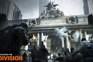 Tom Clanys The Divison HD Game Wallpaper