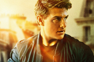 Tom Cruise As Ethan Hunt In Mission Impossible Fallout