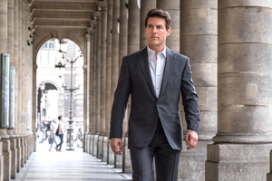 Tom Cruise As Ethan Hunt In Mission Impossible Fallout Movie 2018