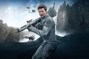 Tom Cruise In Oblivion