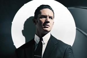 Tom Hardy 007 Wallpaper