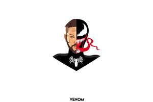 Tom Hardy As Eddie Brock In Venom Movie