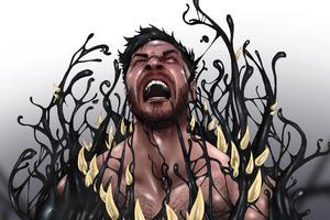 Tom Hardy Venom Wallpaper