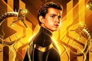 Tom Holland Spiderman No Way Home 2021