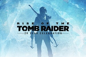 Tomb Raider 20 Year Celebrations