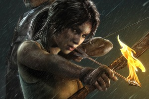 Tomb Raider 2015 Wallpaper