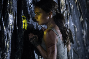 Tomb Raider 2018 Alicia Vikander 5k Wallpaper