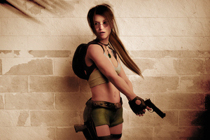 Tomb Raider 3 5k Wallpaper