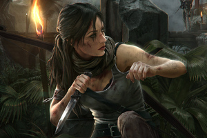 Tomb Raider 4k 5k 2018