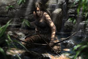 Tomb Raider 5k 2018