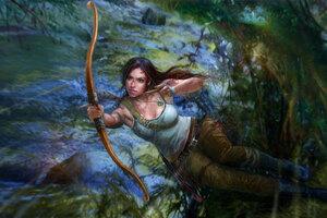 Tomb Raider 5k Arts