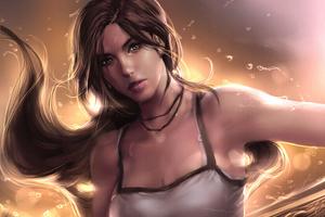 Tomb Raider 5k Artworks