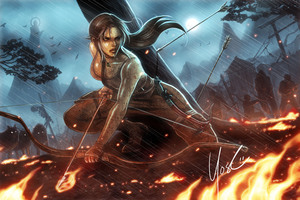 Tomb Raider Arts