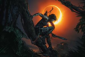Tomb Raider Artwork 4k