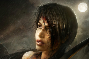Tomb Raider Artworks 4k Wallpaper
