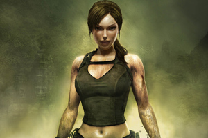Tomb Raider Lara Croft 4k