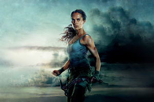 Tomb Raider Movie 4k