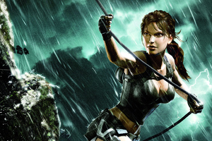 Tomb Raider Underworld 4k Wallpaper