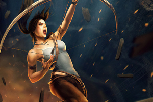 Tomb Raiderart