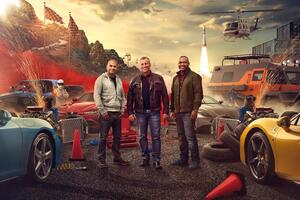 Top Gear Season 28 4k Wallpaper