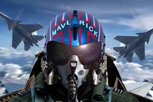 Top Gun Maverick Tom Cruise 4k Wallpaper