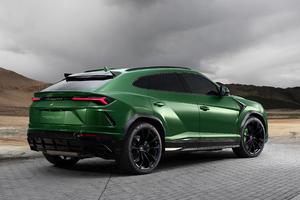 TopCar Lamborghini Urus 2018 Rear