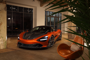 TopCar McLaren 720S Fury 2021 5k Wallpaper