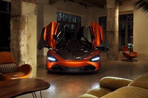 TopCar McLaren 720S Fury 2021 Wallpaper