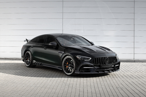 TopCar Mercedes AMG GT 63 S 4MATIC Wallpaper