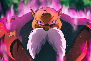 Toppo Dragon Ball Super 8k Wallpaper