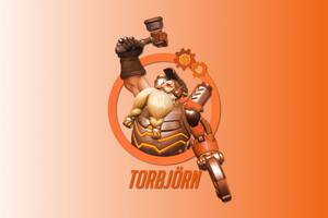 Torbjorn Overwatch Hero