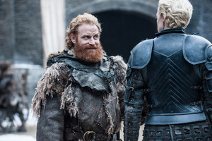 Tormund Giantsbane And Brienne of Tarth