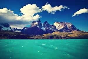 Torres del Paine Wallpaper