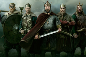 Total War Saga Thrones Of Britannia Wallpaper