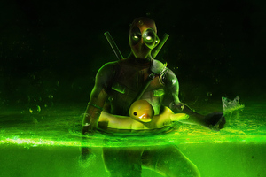 Toxic Deadpool