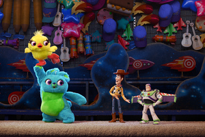 Toy Story 4 2019 5k Wallpaper