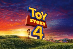 Toy Story 4 2019 Movie Wallpaper