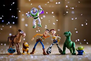 Toy Story Photography