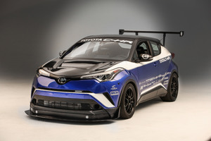 Toyota CHR R Tuned Concept 2017