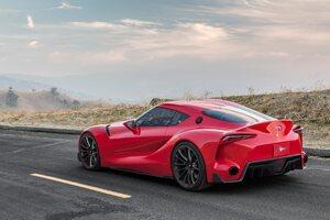 Toyota F1 Concept