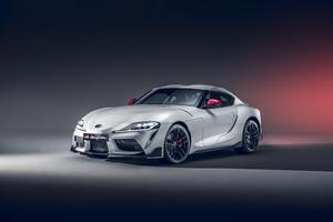 Toyota GR Supra 2020 Wallpaper