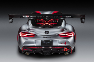 Toyota Gr Supra Track Concept 2020 5k