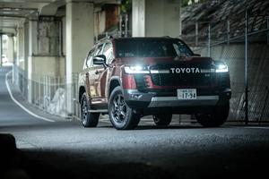 Toyota Land Cruiser GR Sport 8k Wallpaper