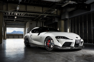 Toyota Supra Gt Car 2020 Wallpaper