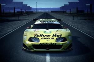 Toyota Supra Yellowhat Gran Turismo 6 4k